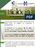 PRESENTACIÓN 1 BIOLOGIA