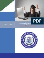 Newport University CED Catalog 2019-2020