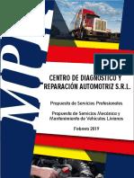 Propuesta de Servicios MPH