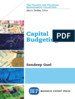 Capital Budgeting John A. Doukas