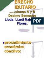 Procedimiento Económico Coactivo..ppt