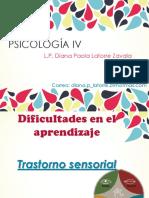 trastorno sensorial-PSICOLOGÍA IV-ALDAMA.pptx