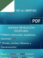 LA LEY DE LA LIBERTAD