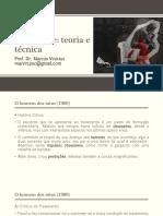 Psicanálise teoria e técnica - Aula 3