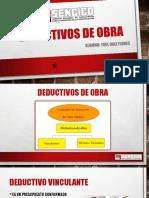 DEDUCTIVOS DE OBRA-YOEL DIAZ FLORES