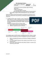 DAA, Assignment 01, Algorithms, Running Time, Section B