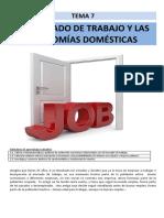 Unidad 7. Mercado de Trabajo