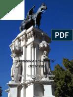 (1201-1252) Fernando III. El Santo