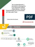 Presentación Renovación RC - Cristian Andrés Díaz Obando