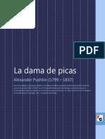 Pushkin LaDamadePicas