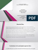 Foro Actividad 2 - La Ética en La Investigación