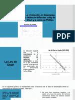 La producción, el desempleo y la tasa de inflación.pptx