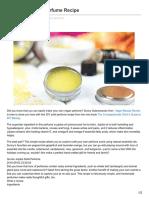 worldofvegan.com-DIY Vegan Solid Perfume Recipe