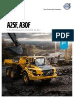 Caminhão Articulado A25F