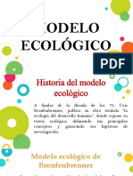 modelo ecologico salud publica