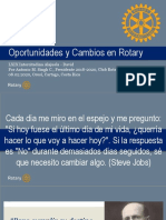 OportunidadesyCambiosenRotary
