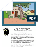 928_3D Picture_Parables of Jesus_The Persistent Woman