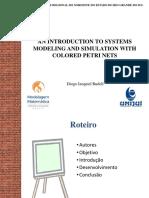 Apresentação_Artigo_1_An_introdution_to_systems_modeling_and_simulation..._Diogo_Rudell