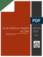 Trabajo Ruta Crítica Ejerc. 1 y 2