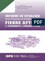 Erradicacion de La Fiebre Aftosa - PDF