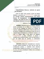 SENTENCIA DE AMPARO IND. POR FALTA DE ATENCION MEDICA EN UNA PRISION..PDF