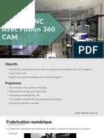 TÉLÉCHARGER GUIDE USINAGE CNC AVEC FUSION 360