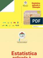 Livro pdf - Estatística Aplicada