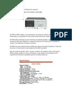 Informe calibracion