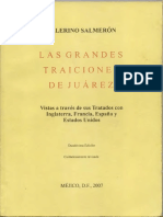 Celerino Salmeron, Las Grandes Traiciones de Juarez..pdf