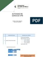 EJERCICIOS VPN