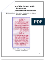 Aspects of the Salaat With Evidences