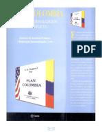 IEPRI El plan Colombia y la internacionalizacion del conflicto