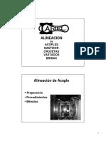 ARIEL ALINEACION DE ACOPLES