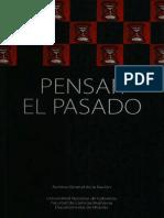 Carlos Miguel Ortiz Sarmiento, Bernardo Tovar Zambrano - Pensar el pasado-Colombia, Archivo General de la Nacion (1997).pdf