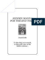 HIDDEN MANNA FOR THE END TIME by David Eells pdf
