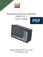 DDCS V2.1 user Manual