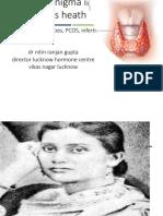 Thyroid & Women.pptx