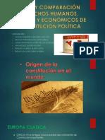 Análisis y comparación Los derechos humanos, sociales terminado