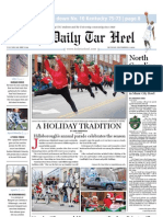 The Daily Tar Heel for December 6, 2010