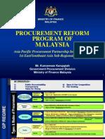 Malaysia PPI Presentation