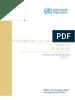 WHOwhistleblowerpolicy