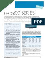 Pa 5200 Series