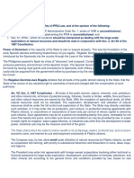 Digest - G.R. No. 135385 Cruz v DENR [Indigenous Cultural Communities]