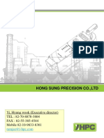 [HPC] Limit switch catalog