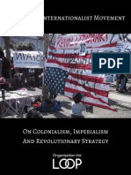 Maoist Internationalist Movement - On Colonialism, Imperialism, and Revolutionary Strategy