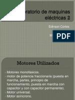Laboratorio de maquinas eléctricas 2