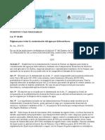 Ley-20-481-73-Régimen-para-evitar-la-contaminación-del-agua-por-hidrocarburos