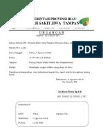 Jadwal rapat bulanan komite PPI