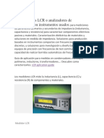 Medidores LCR.docx