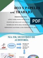 MUESTREO Y PAPELEO DE TRABAJO fff.pptx